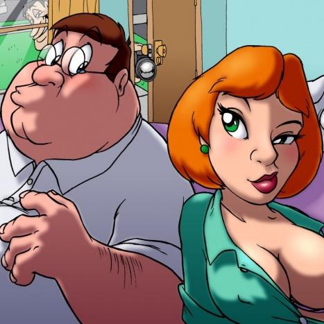 Family Guy Porn Comics