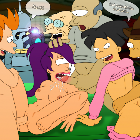 Futurama Porn Comics