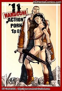 11 Part 1 Porn Comics