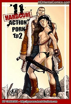 Porn Comics - 11 Part 2 XXX Comics