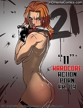 11 Part 3 Comic Porn
