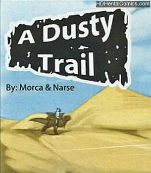 Porn Comics - A Dusty Trail Sex Comics