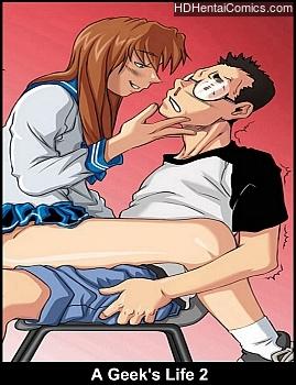 Porn Comics - A Geek's Life 2 Sex Comics