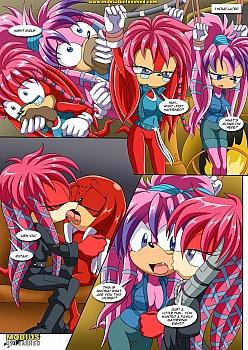a-strange-affair-2008 free hentai comics