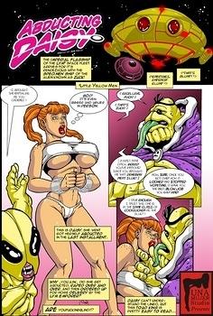 порно комиксы про daisy фото