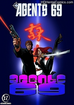 Porn Comics - Agents 69 2 Adult Comics