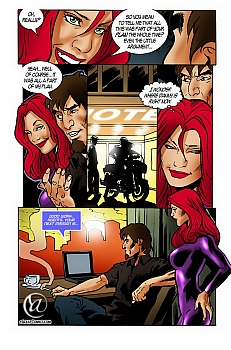 agents-69-3001 free hentai comics