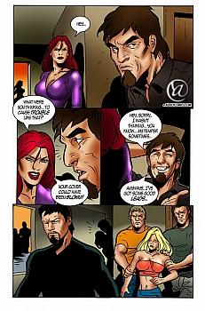agents-69-3009 free hentai comics