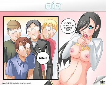 aia322 free hentai comics