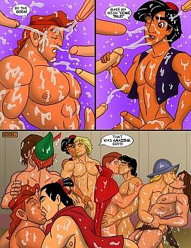 aladdin017 free hentai comics