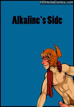 Porn Comics - Alkaline's Side Sex Comics