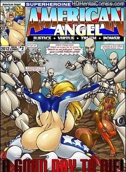 American Angel 2 – A Good Day To Die Hentai Manga