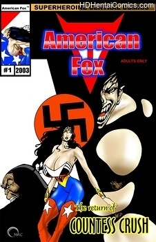 Porn Comics - American Fox – Return Of Countess Crush 1 Porn Comics