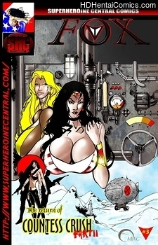 Porn Comics - American Fox – Return Of Countess Crush 2 Hentai Comics