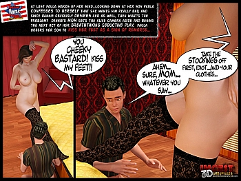 Porn Comics - American Home Videos – Burn After Watching Adult Comics