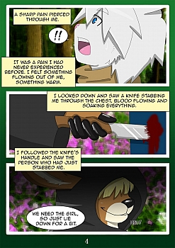 Porn Comics - Angry Dragon 3 – Flower Of The Forest Comic Porn