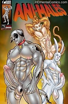 Porn Comics - Ani-Males 1 Hentai Comics