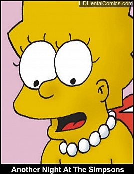 Porn Comics - Another Night At The Simpsons XXX Comics