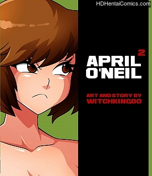 Porn Comics - April O'Neil 2 Hentai Comics