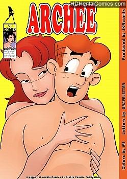 Porn Comics - Archee 2 Hentai Manga