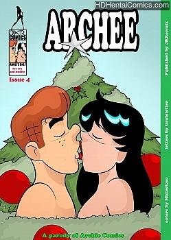 Porn Comics - Archee 4 Hentai Manga