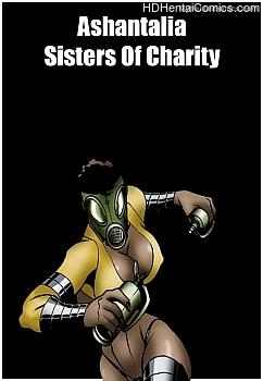 Porn Comics - Ashantalia – Sisters Of Charity Comic Porn
