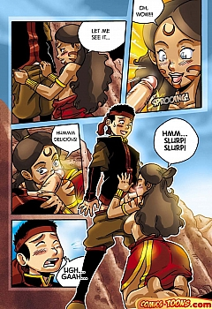 avatar-the-painted-lady006 free hentai comics