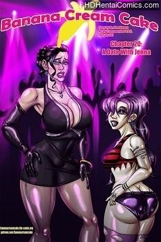 Porn Comics - Banana Cream Cake 20 – A Date With Jenna adult comic