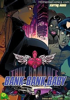 Porn Comics - Bank-Bank, Baby Hentai Comics