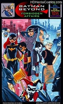 Batman Beyond - Forbidden Affairs 1 XXX Comics