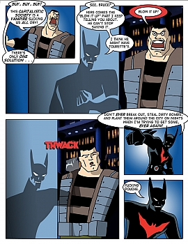 batman-beyond-forbidden-affairs-2006 free hentai comics