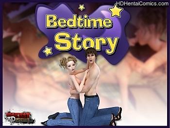 Porn Comics - Bedtime Story 1 Porn Comics