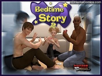 Porn Comics - Bedtime Story 2 Adult Comics
