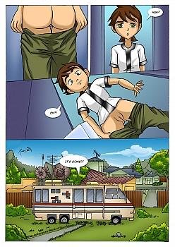 Porn Comics - Ben's New Experiences XXX Comics