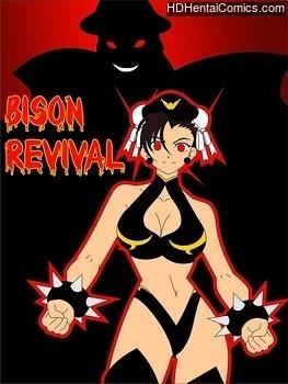 Porn Comics - Bison Revival Adult Comics