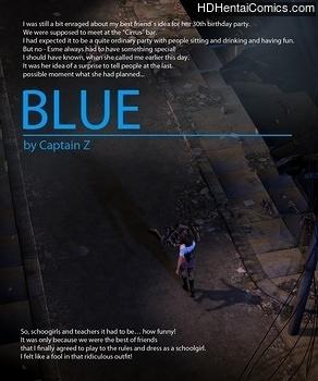 Blue Sex Comics