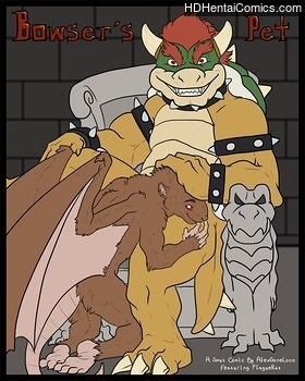 Porn Comics - Bowser's Pet 1 Sex Comics