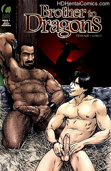 Porn Comics - Brothers To Dragons 1 Comic Porn