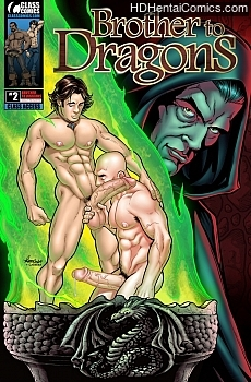 Porn Comics - Brothers To Dragons 2 Comic Porn