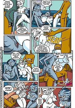 bunnie-love-1012 free hentai comics