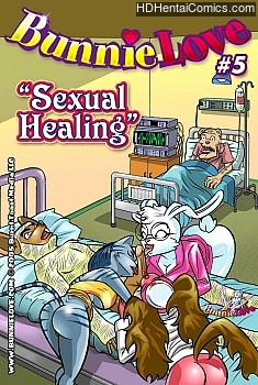 Porn Comics - Bunnie Love 5 Comic Porn