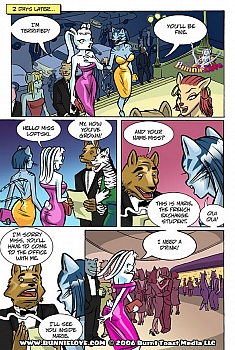 bunnie-love-6027 free hentai comics