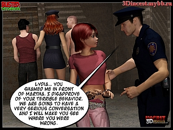busted-2-the-dominatrix007 free hentai comics