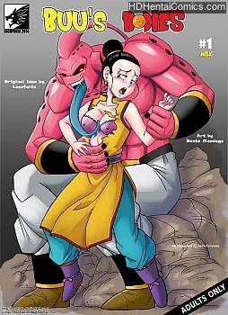 Porn Comics - Buu's Bodies Porn Comics