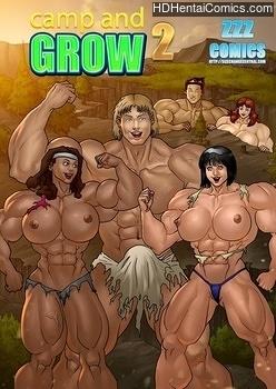 Porn Comics - Camp And Grow 2 Porn Comics
