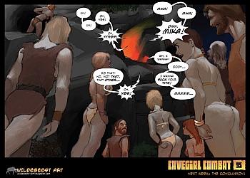 cavegirl-combat097 free hentai comics