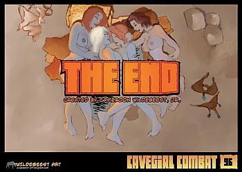 cavegirl-combat098 free hentai comics