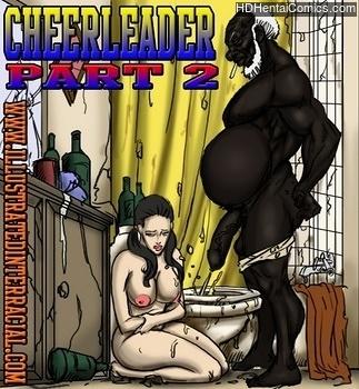 Porn Comics - Cheerleader 2 Porn Comics