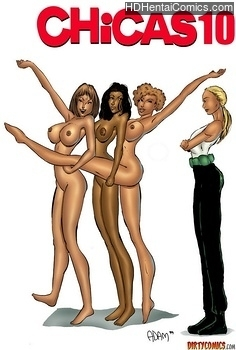 Porn Comics - Chicas 10 adult comic