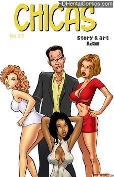 Porn Comics - Chicas 27 free porno Comic